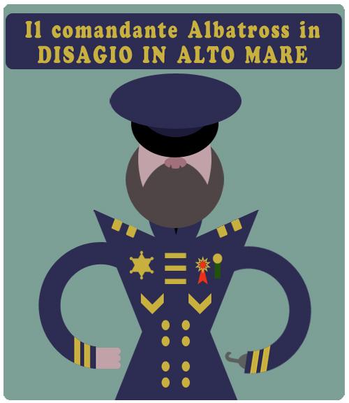 comandante albatross promo